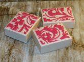 Rózsalimonádé szappan