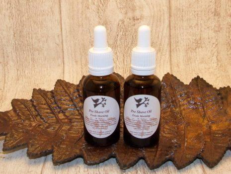 Pre Shave Oil - borotválkozó olaj