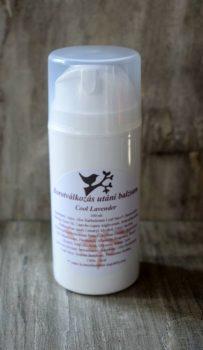 Borotválkozás utáni arcápoló balzsam - Cool Lavender