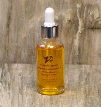 Arcápoló szérum borágó olajjal, körömvirággal és gránátalmamagolajjal zsíros bőrre
