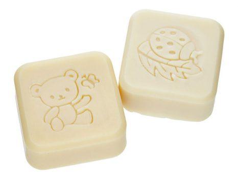 Herbárium sheavajas gyermek natúrszappan - maci
