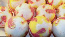 Pezsgő fürdőgolyó - Blooming Tulip - limitált széria