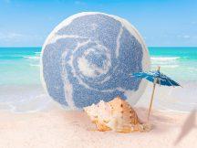 Pezsgő fürdőgolyó - Ocean's Blue