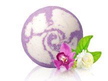 Pezsgő fürdőgolyó - Water Orchid