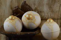 Pezsgő fürdőgolyó - Gold Champagne - limitált széria