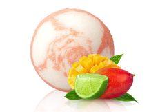 Pezsgő fürdőgolyó - Thai Lime Mango