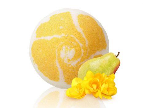 Pezsgő fürdőgolyó - Pear & Freesia