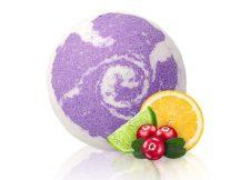 Pezsgő fürdőgolyó - Purple Rain