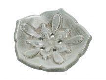 Mandala kerámia szappantartó