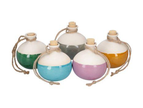 Kerámia hidegpárologtató gömb színvariációk