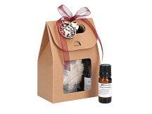 Hópihe aromakő ajándékcsomag