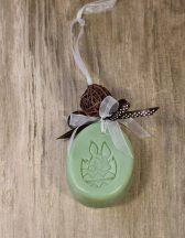 Húsvéti szappanfüzér - zöld