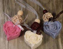Rose of my Heart szappanfüzér