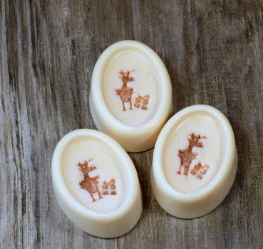 Karácsonyi miniszappan - Rudolf