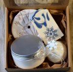 Frosted Snowdrops ajándékdoboz
