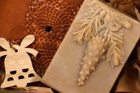 Diós-mézes karácsonyi ajándékdoboz