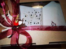 Rudolf kis ajándékdoboz