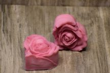 Rose of My Heart szappan - rózsaszín