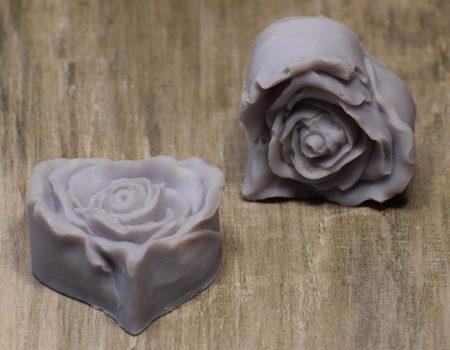 Rose of My Heart szappan - kék