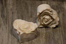 Rose of My Heart szappan - fehér