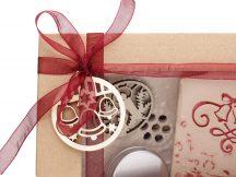 Csengettyű karácsonyi ajándékdoboz