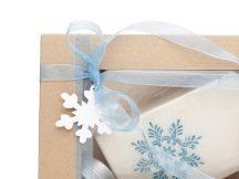 Hópihe karácsonyi ajándékdoboz