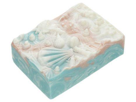 Kagylókereső sheavajas szappan