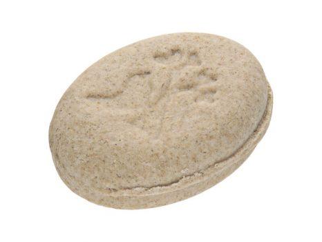 Ayurvédikus szappanmentes szilárd sampon minden hajtípusra - ala és shikakai