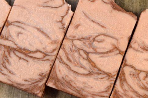 Pink Marble rózsaszín márvány szappan